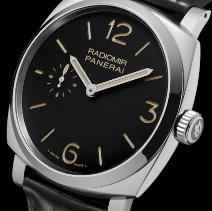 SIHH 2013 The Difference Betweent Replica Panerai Radiomir 1940 and Radiomir 1940 3 Days Watch