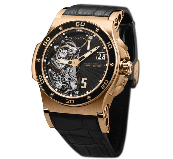 Hysek ABYSS AUTOMATIC TOURBILLON Replica Watch