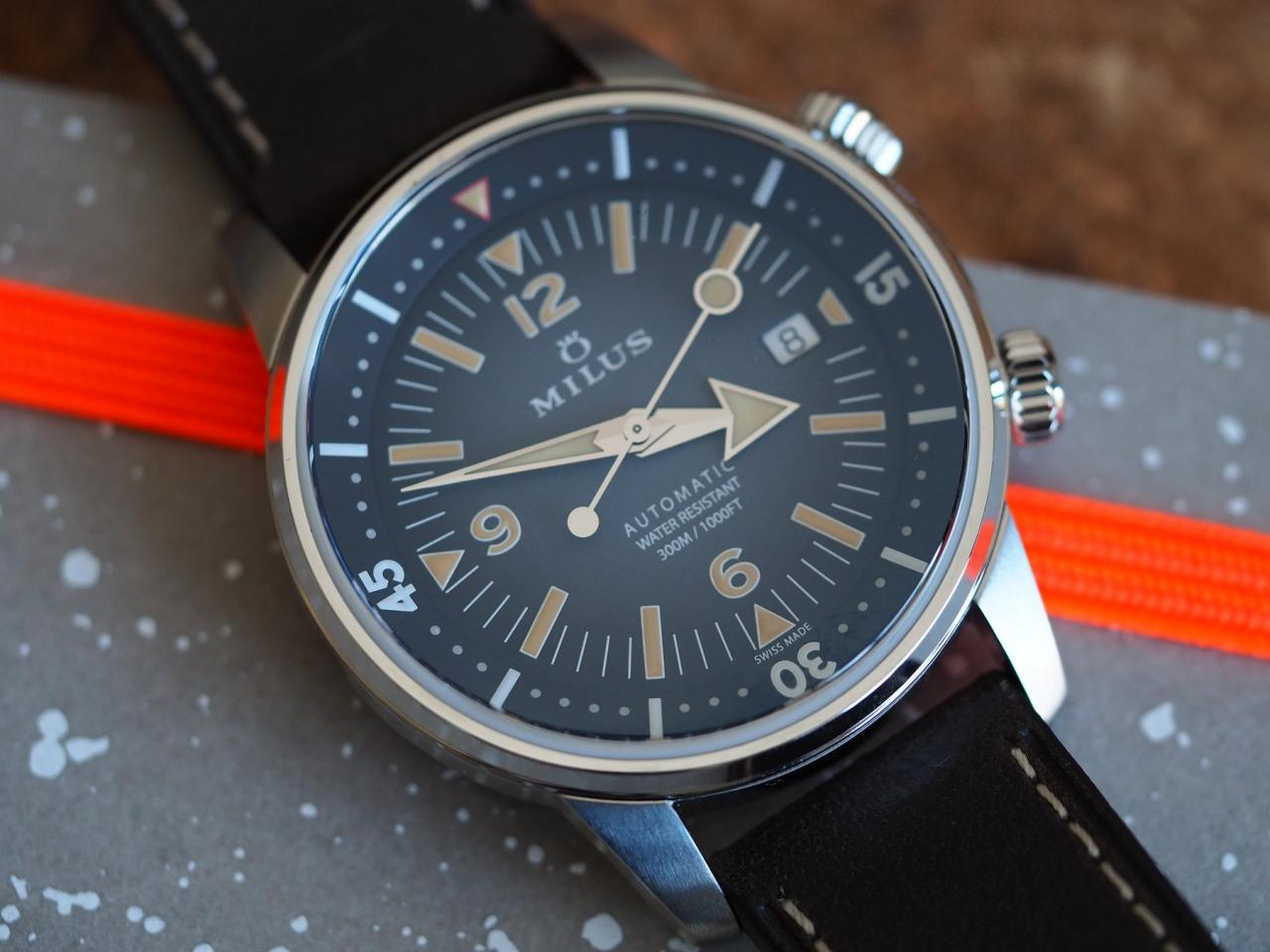 Milus Archimedes Replica Watch Review Wrist Time Reviews