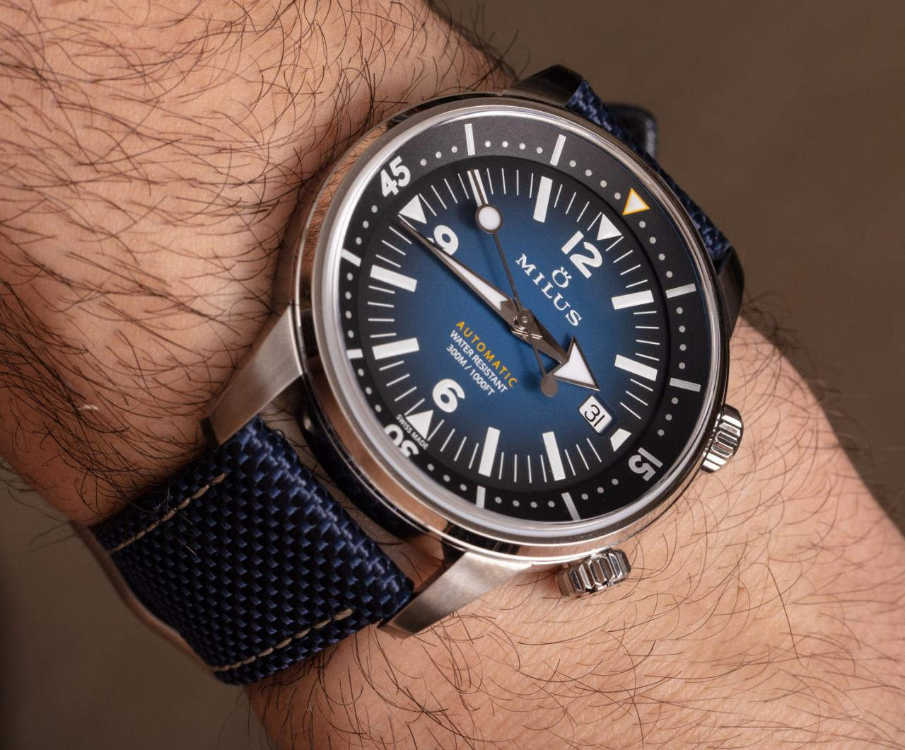 Milus Archimedes Fake Watch Review Wrist Time Reviews